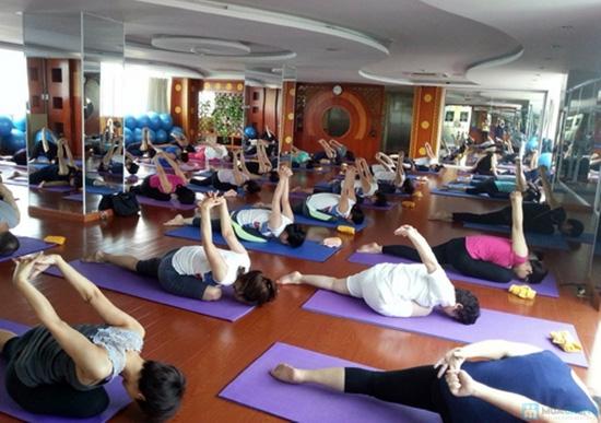 Tập Yoga với Master Avi và Master Amit - Giảng viên Ấn Độ tại Hương Anh Spa - 8
