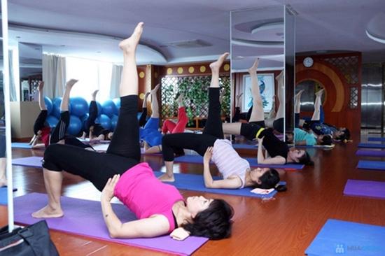 Tập Yoga với Master Avi và Master Amit - Giảng viên Ấn Độ tại Hương Anh Spa - 12