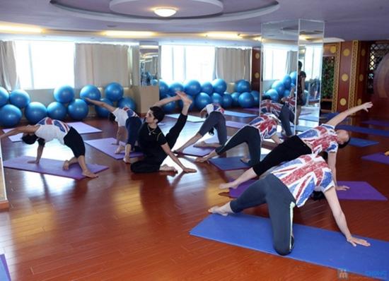 Tập Yoga với Master Avi và Master Amit - Giảng viên Ấn Độ tại Hương Anh Spa - 5
