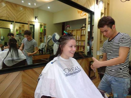 Trọn gói làm tóc Eparis Beauty - 9