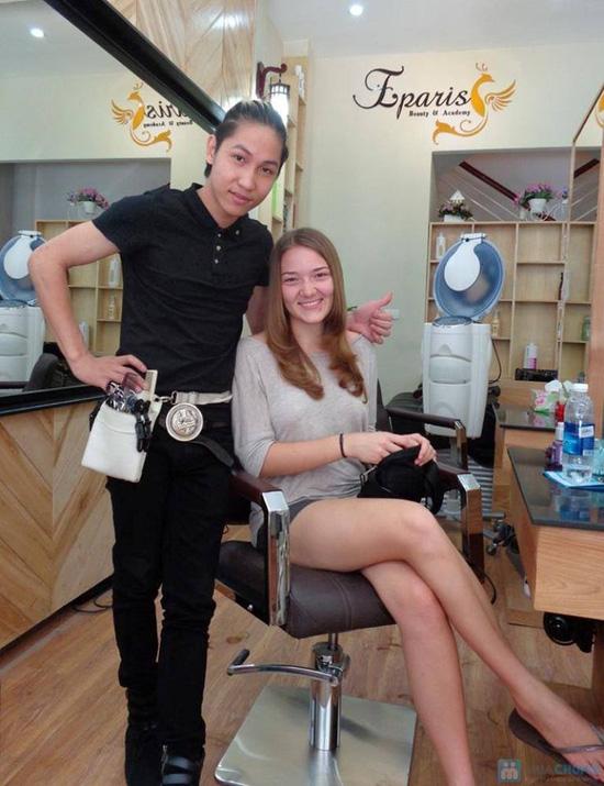 Trọn gói làm tóc Eparis Beauty - 8