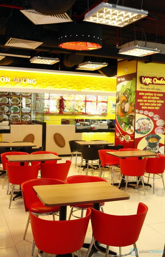 Set lẩu riêu cua bò cho 3-4 người tại nhà hàng Việt Quán - 3