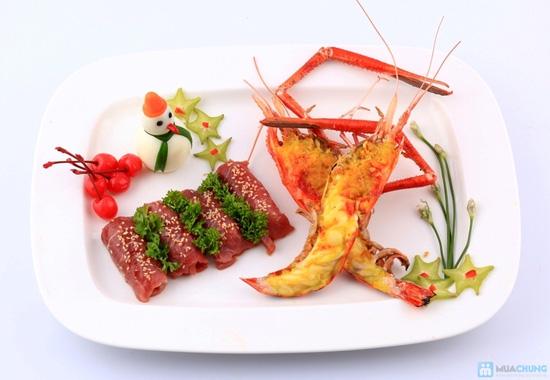 Buffet hải sản 123 món buổi tối tại Nhà hàng Sesan - 2