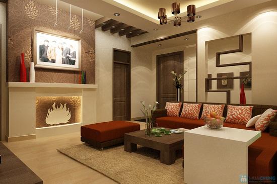 Gói thiết kế nội thất cho 1 phòng tại Thiên Xuân - 9