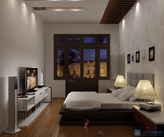 Gói thiết kế nội thất cho 1 phòng tại Thiên Xuân - 8
