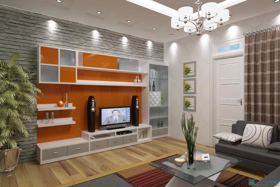 Gói thiết kế nội thất cho 1 phòng tại Thiên Xuân - 2