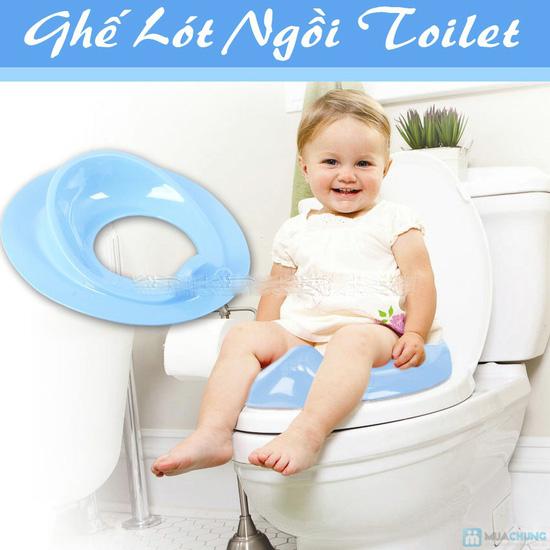 Ghế ngồi toilet cho bé yêu - 6