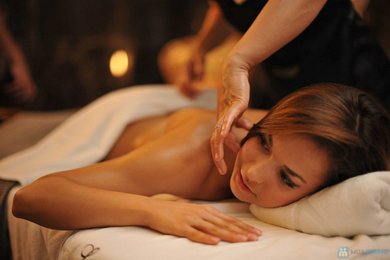 4 liệu pháp Massage body tại Aromatica Spa - 1