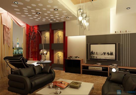 Gói thiết kế nội thất cho 1 phòng tại Thiên Xuân - 1
