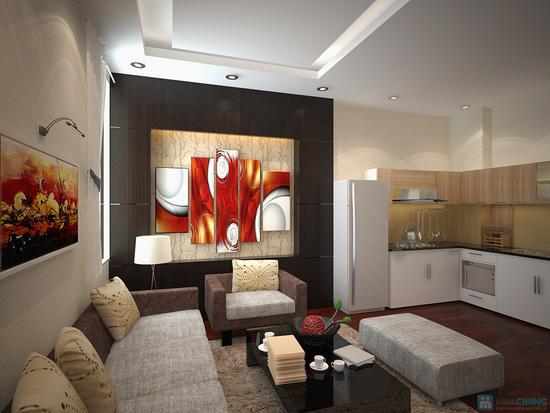 Gói thiết kế nội thất cho 1 phòng tại Thiên Xuân - 3