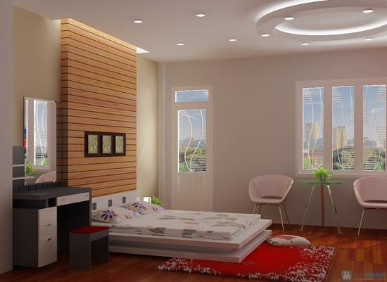 Gói thiết kế nội thất cho 1 phòng tại Thiên Xuân - 6