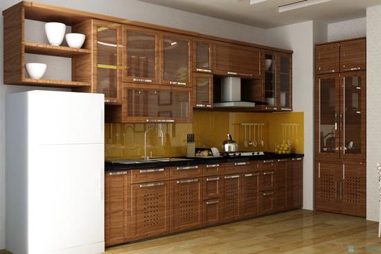 Gói thiết kế nội thất cho 1 phòng tại Thiên Xuân - 5