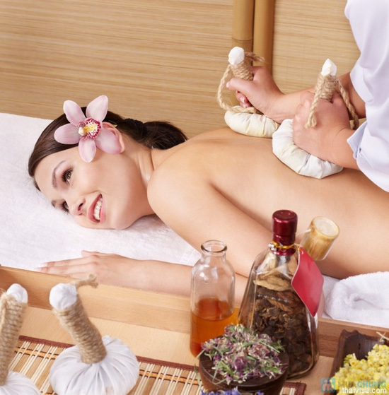 Massage chân tại Hà Chi Foot Massage - 6