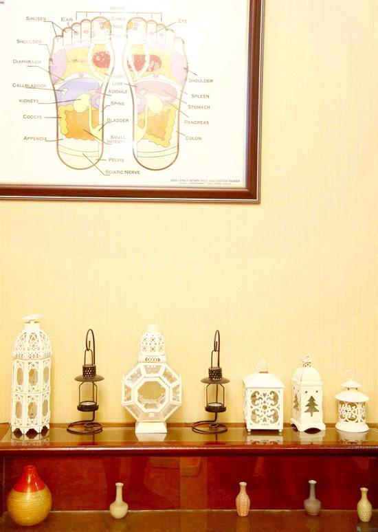 Massage chân tại Hà Chi Foot Massage - 8