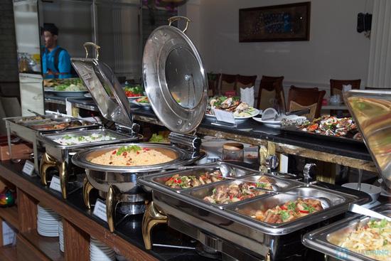 Buffet trưa tại Blue Diamond - 8