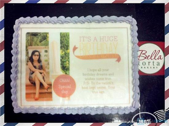 Voucher mua bánh ga tô in ảnh tại Bella Torta Bakery - 7