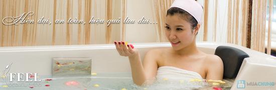 Tắm trắng toàn thân bằng tinh chất thảo dược cao cấp tại Feel Beauty Spa - 2