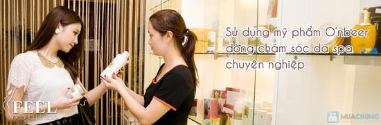 Tắm trắng toàn thân bằng tinh chất thảo dược cao cấp tại Feel Beauty Spa - 4