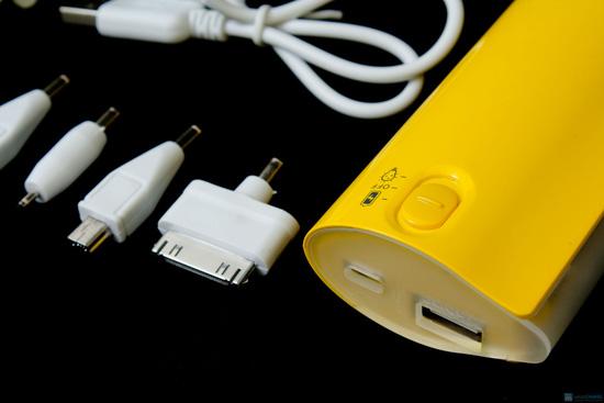 Pin tích điện chính hãng Power Bank 5600mAh - 5
