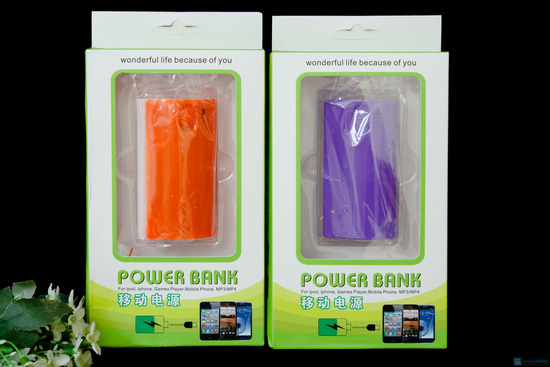 Pin tích điện chính hãng Power Bank 5600mAh - 9