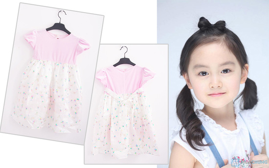 Đầm công chúa cho bé - 6