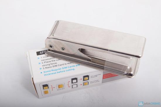 Kềm bấm sim nano (Iphone 5 và Galaxy S4) - Chỉ 55.000đ - 5