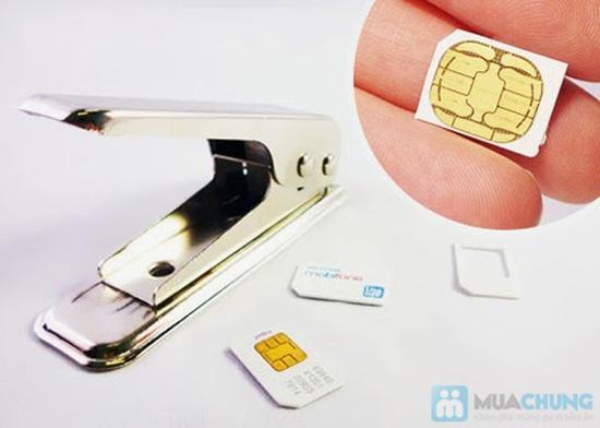 Kềm bấm sim nano (Iphone 5 và Galaxy S4) - Chỉ 55.000đ - 12