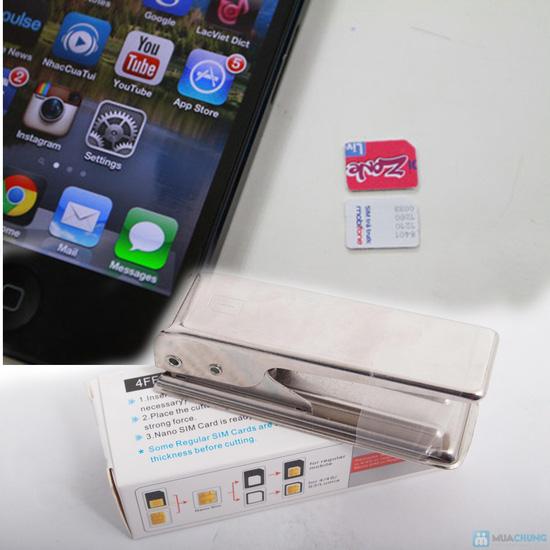 Kềm bấm sim nano (Iphone 5 và Galaxy S4) - Chỉ 55.000đ - 10