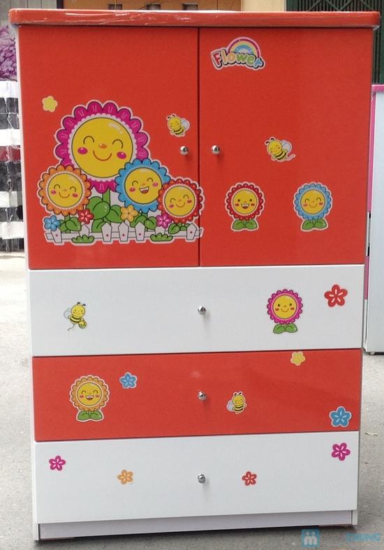 tủ trẻ em 80x40x120 - 6