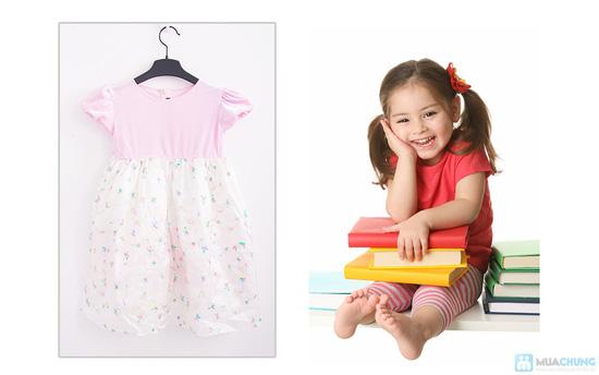 Đầm công chúa cho bé - 5