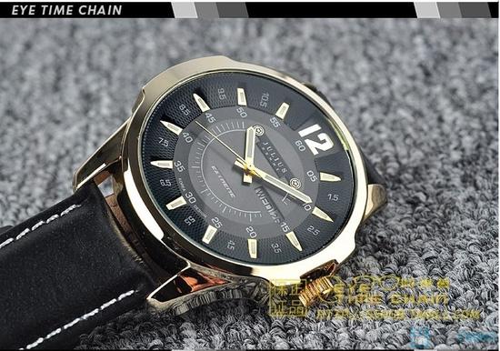 Đồng hồ nam Julius-Model JAH017 Cao Cấp - 6