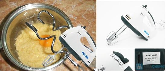 Máy đánh trứng + tạo bọt cà phê cầm tay Philips - 8
