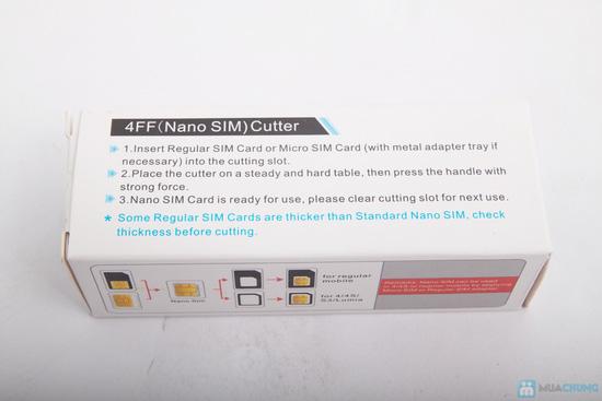 Kềm bấm sim nano (Iphone 5 và Galaxy S4) - Chỉ 55.000đ - 4
