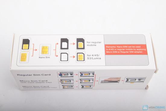 Kềm bấm sim nano (Iphone 5 và Galaxy S4) - Chỉ 55.000đ - 2