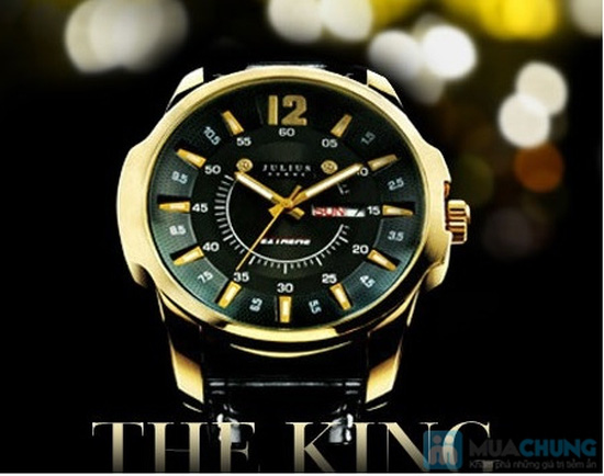 Đồng hồ nam Julius-Model JAH017 Cao Cấp - 7