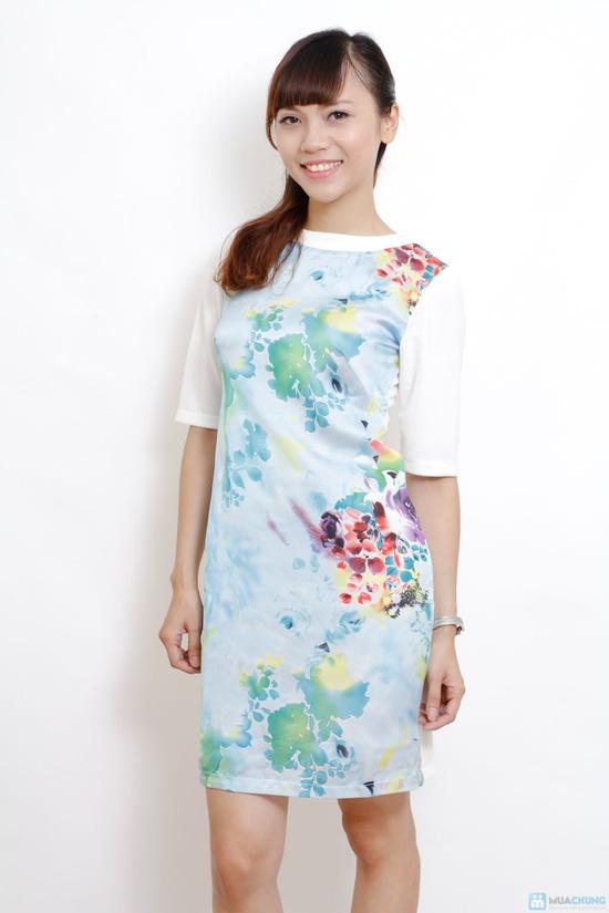 Váy hoa cho nữ - 1