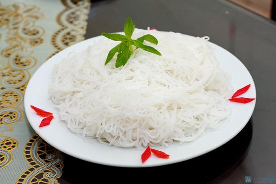 Thưởng thức Bò xiên nướng, Ngao nướng bơ, Lẩu hải sản kim chi đặc biệt tại NH Ngọc Sương - 6