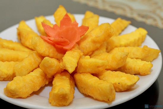 Thưởng thức Bò xiên nướng, Ngao nướng bơ, Lẩu hải sản kim chi đặc biệt tại NH Ngọc Sương - 2