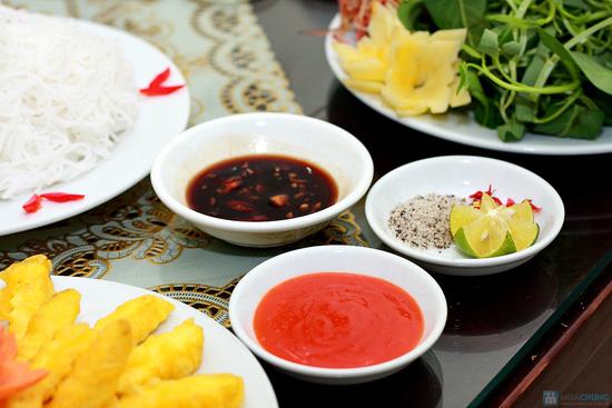 Thưởng thức Bò xiên nướng, Ngao nướng bơ, Lẩu hải sản kim chi đặc biệt tại NH Ngọc Sương - 1