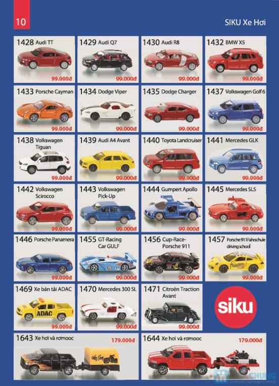 Voucher mua xe Siku - 4