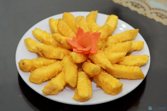Thưởng thức Bò xiên nướng, Ngao nướng bơ, Lẩu hải sản kim chi đặc biệt tại NH Ngọc Sương - 9