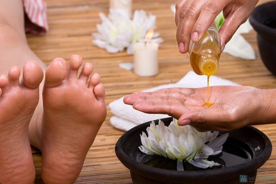 Khóa học chuyên đề dạy massage chân trị liệu tại Amor Spa - 7