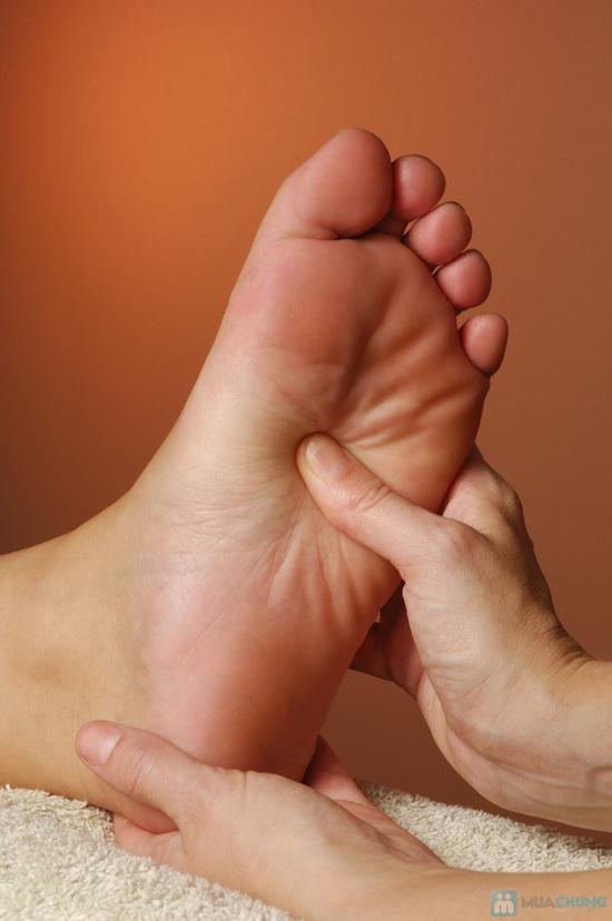 Khóa học chuyên đề dạy massage chân trị liệu tại Amor Spa - 4