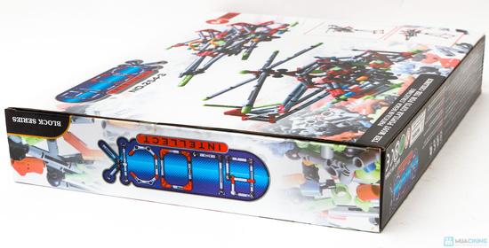 Bộ đồ chơi lắp ráp Block No 254-3 - 2