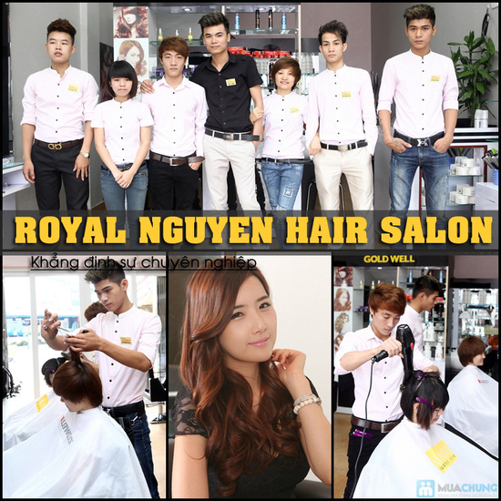 Trọn gói Royal Nguyễn salon - 10