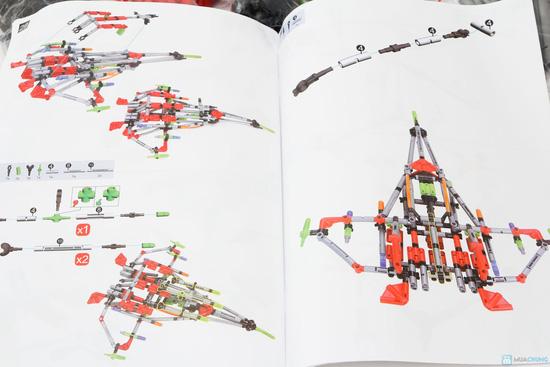 Bộ đồ chơi lắp ráp Block No 254-3 - 9