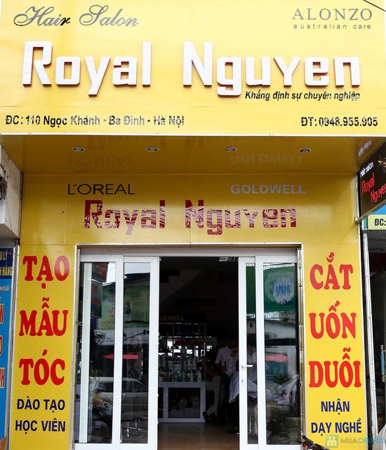 Trọn gói Royal Nguyễn salon - 9