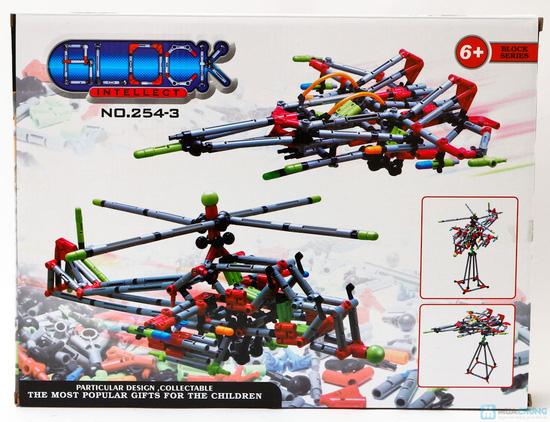 Bộ đồ chơi lắp ráp Block No 254-3 - 3