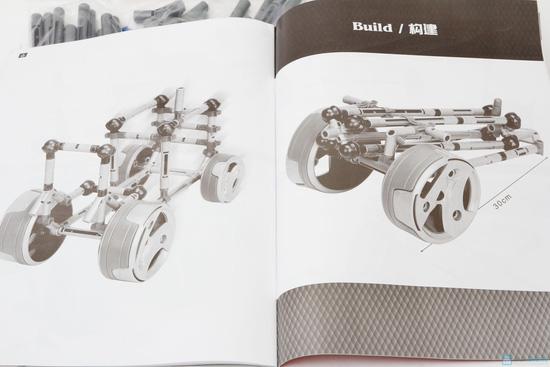 Bộ đồ chơi lắp ghép Block-No251-3 - 7