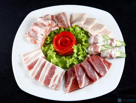 buffet Lẩu Nướng nhà hàng Chiaki - 15